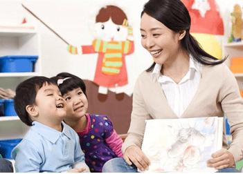 教师鼓励孩子的话|孩子和教师
