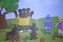 【房东的猫 小黑】小山猫与小黑鼠