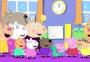 小猪佩琪中文版|小猪和獾